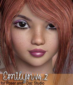 SublimelyVexed Victoria 4 Poser & Daz Studio