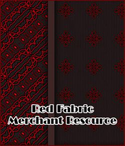 Red Fabric Merchant Resource