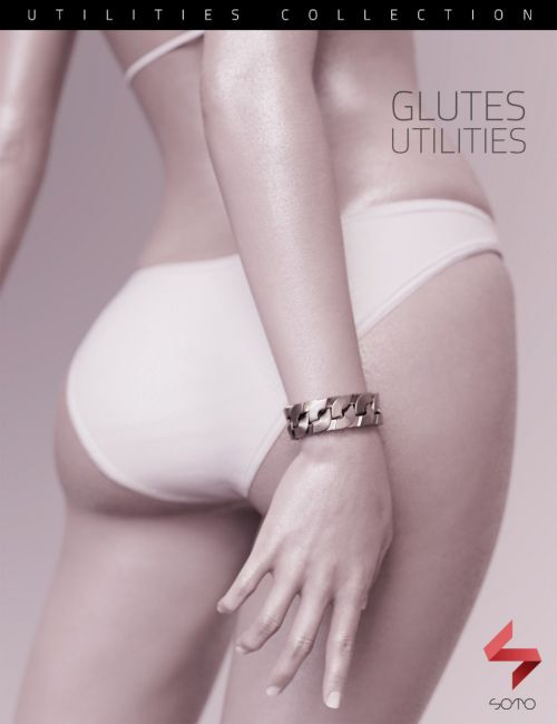 Glutes Utilities for Genesis 3 Female