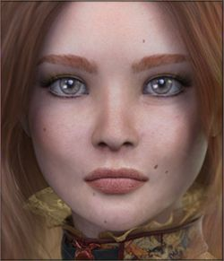 TDT-Rafaela for Genesis 8 Female