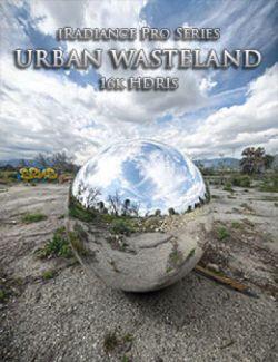 iRadiance Pro Series 16k HDRIs - Urban Wastelands