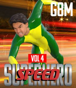 SuperHero Speed for G8M Volume 4