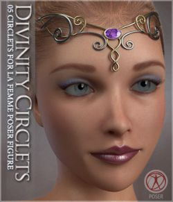 Divinity Circlets La Femme