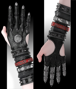 Kotomask glove for Genesis 3 and 8 Female(s)