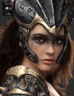 Melanthe HD for Genesis 8 Female