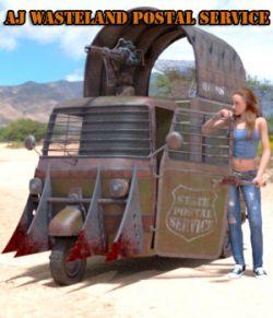 AJ Wasteland Postal Service