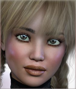 TDT-Binne for Genesis 3 Female