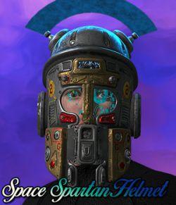 Space Spartan Helmet
