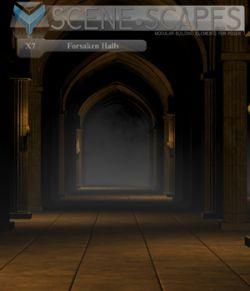 SceneScapes X7 - Forsaken Halls