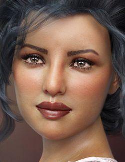 Pix Prisha HD for Genesis 8 Female