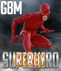 SuperHero Ready for G8M Volume 1