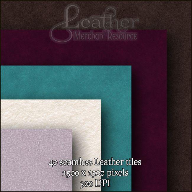 Leather Merchant Resource