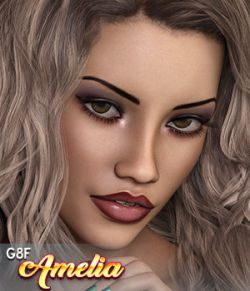 SublimelyVexed Amelia Genesis 8 Female