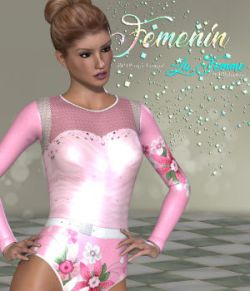 DA-Femenin for RP Olympic Leotard
