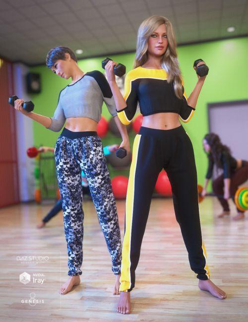 Jenna Workout: Groove