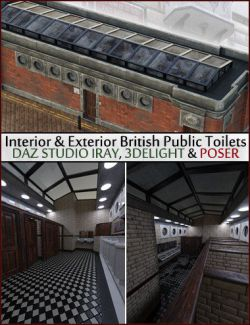 Victorian Public Toilets