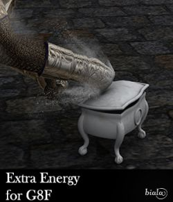 Extra Energy for G8F
