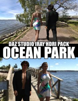 Ocean Park- DAZ Studio Iray HDRI Pack