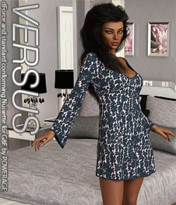 VERSUS - dForce and standard conforming Nuisette for G8F