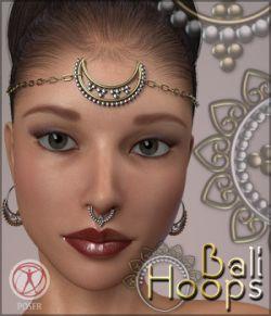 Bali Hoops for La Femme
