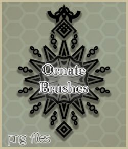 Ornate Brushes