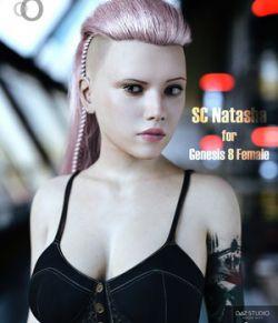SC Natasha for Genesis 8 Female