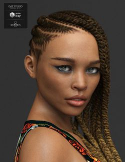 Mirlande HD for Genesis 8 Female