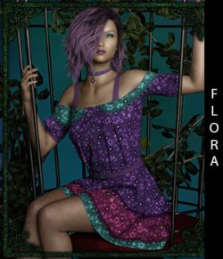 Flora for Alexa Outfit