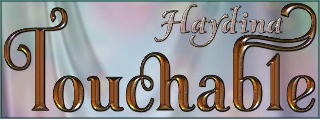 Touchable Haydina