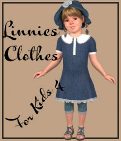 Linnies Clothes for Kids 4
