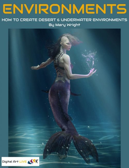How to Create Effective Desert and Underwater Environments