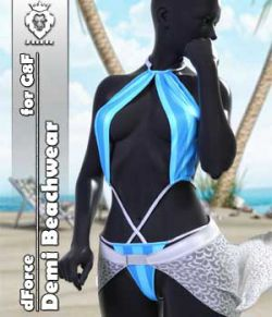 JMR dForce Demi Beachwear for G8F