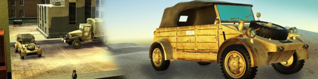 Kubel_Wagen_Car  EXTENDED LICENSE