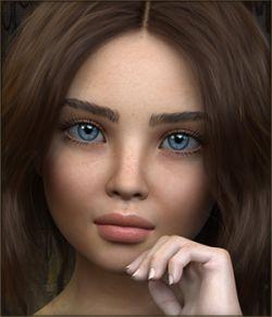 TDT-Marta for Genesis 8 Female