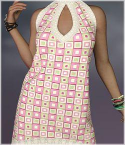 Fashion for dForce - Slingback Dress