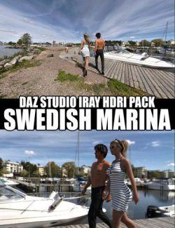Swedish Marina - DAZ Studio Iray HDRI Pack