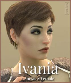 MYKT Ivania for Genesis 8 Female