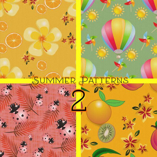Summer Patterns 2