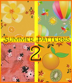 Summer Patterns 2