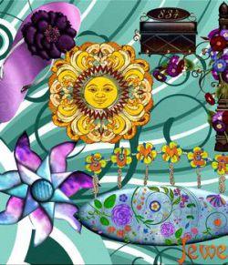 Harvest Moons Summer Jewels
