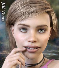 Jill- Teen for G8F