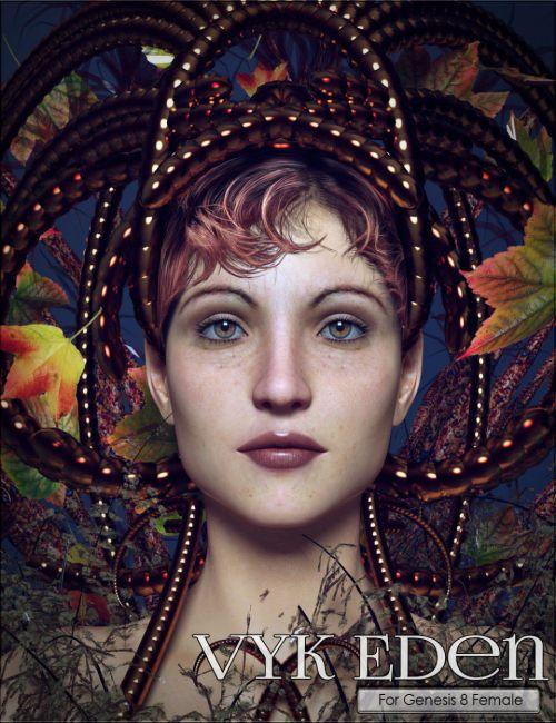 VYK Eden for Genesis 8 Female