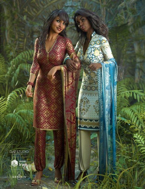 Salwar Kameez Jasmine