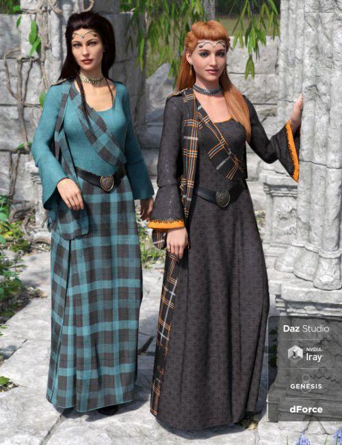 dForce Scottish Wear: Willow