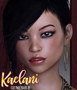 SublimelyVexed Kaelani Genesis 8 Female