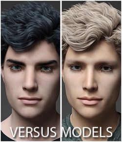 VERSUS MODELS - Head Morphs for G8M Vol1