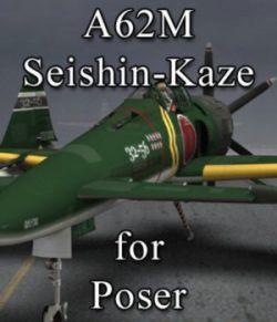 A62M Seishin-Kaze for Poser