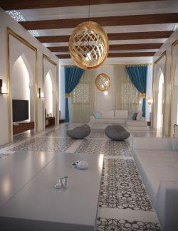 Arabic Anteroom