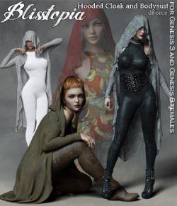 Blisstopia dForce Cloak and Bodysuit