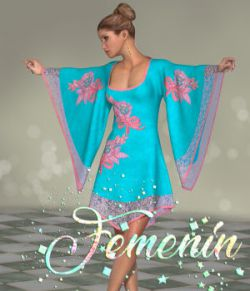 DA-Femenin for DC-Flutter-LaFemme